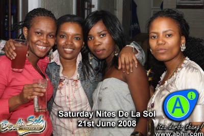 De La Sol - 21st June 2008