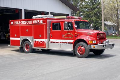 Centuria Fire Department
