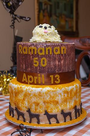 Ramanan's 50th Bday