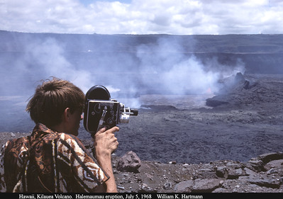 Catalina Observatory, Tuscon, Observatoire de Paris, & Kilauea 1968