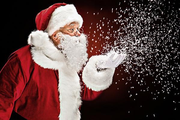 SSSHHHHH! Don't Tell Santa
