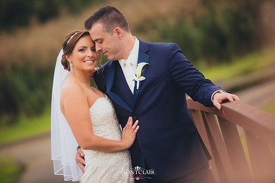 Adam and Chelsea - Galloping Hill Golf Club