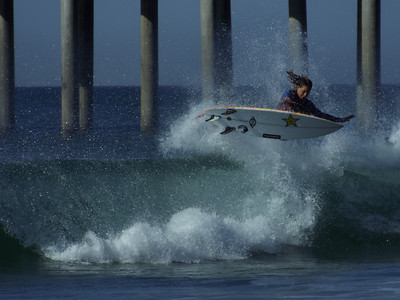 2/11/20 * DAILY SURFING PHOTOS * H.B. PIER