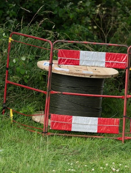 Fibre cable to be installed (7 July 2021)