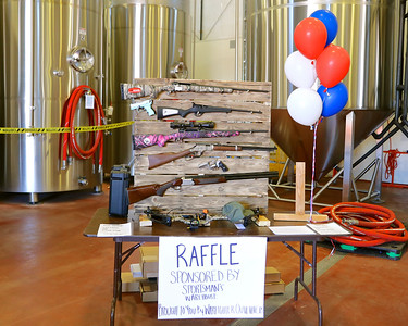 Three Creeks Brewery releases Warfighter Pale Ale Can Release Party 2018 8-11-2018