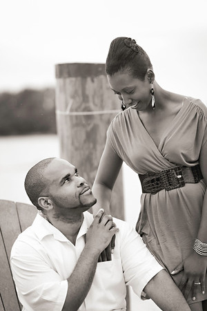 Kallista and LeMar - National Harbor