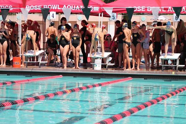 Swim 2015 - Mission League Prelims