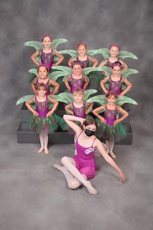 3:45 - Pre-Ballet 1B