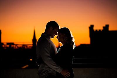 Leslie & Michael {engagement session}