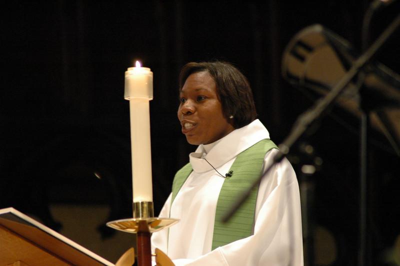 The Rev. Linda Norman, Chicago, Illinois