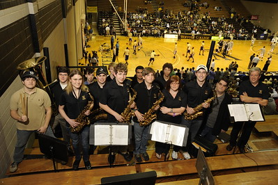Pep Band ThunderingTerriers