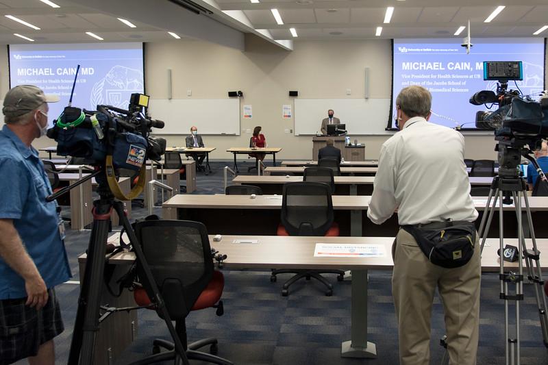 Lt. Governor Hochul Press Conference