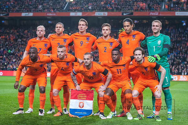 2016 March 25 - Nederlands Vs France