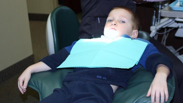 Brandon - First Trip to the Dentist
