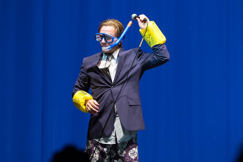 2015 Concordia Talent Show