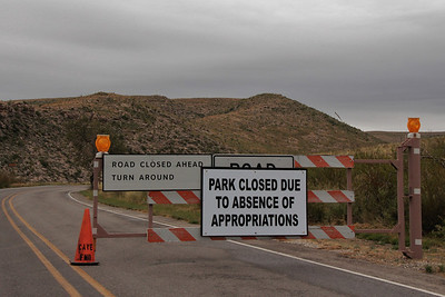 2013 Carlsbad Caverns NP -NM - Sort of there ;o)