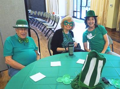 St. Patrick's Day  3-11-2020