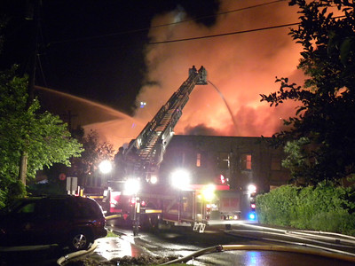 Somers, CT 5 Alarm + Mill St.-6/2/12