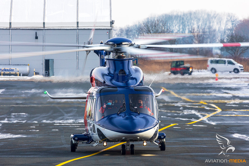 WIKING Helikopter Service / Agusta-Westland AW-139 / D-HOAM
