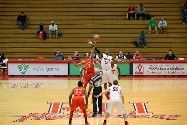 Radford vs Cornell 12-21-2014