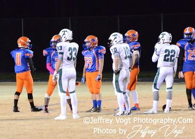 10-23-2015 Watkins Mill HS vs Tuscarora, Varsity Football, Photos by Jeffrey Vogt Photography