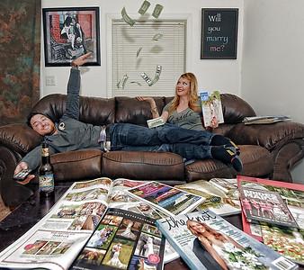 Lindsey & Brandon Engaged