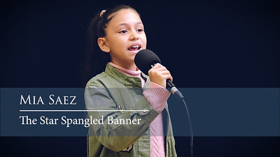 Mia - Star Spangled Banner Video