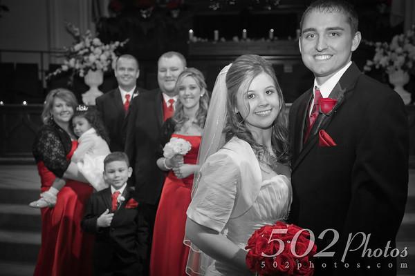 Cortney & Chad Wedding
