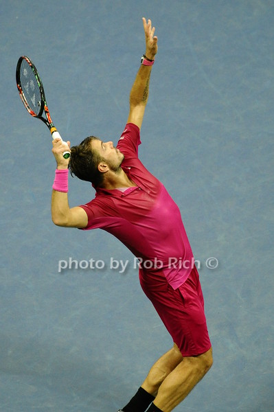 US OPEN Tennis 2016 -  Stan Wawrinka defeats Juan Martin Del Porto  in Queens, NY on 9-7-16.  all photos by Rob Rich/SocietyAllure.com © 2016 robwayne1@aol.com 516-676-3939
