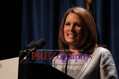 Michele Bachmann at Reagan Dinner