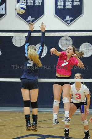 Kennedy vs. East Linn HS Volleyball