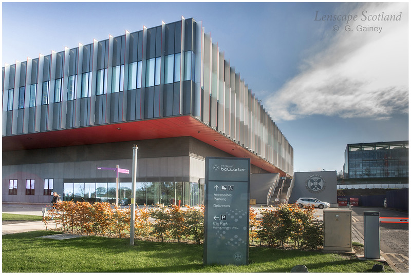 Edinburgh Bioquarter - Scottish Centre for Regenerative Medecine (2)