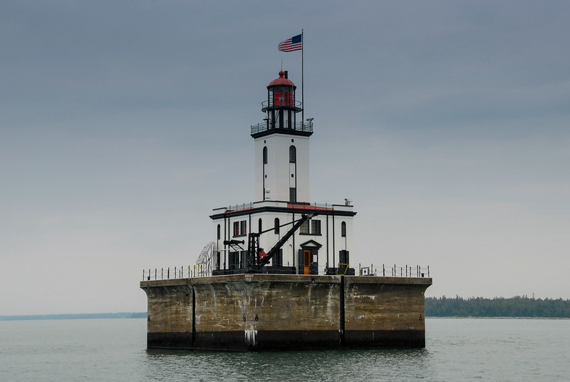 Detour Reef Light