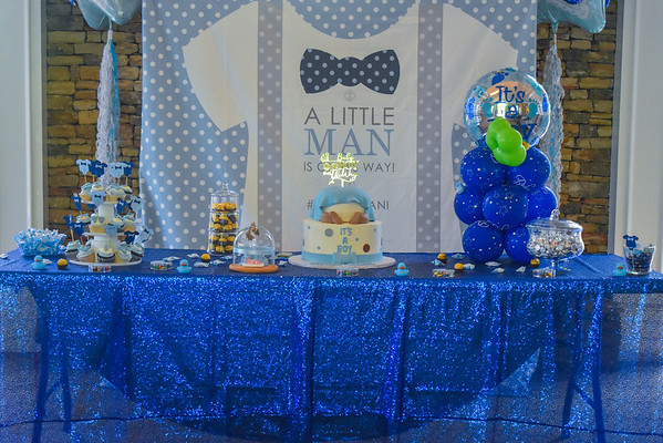 Baby Lalani Baby Shower