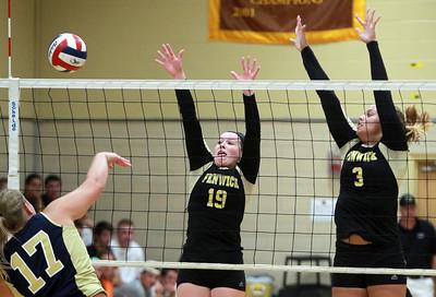 Bishop Fenwick vs Archbishop Williams Girls Volleyball