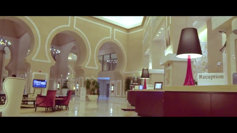 اعلان فندق ماريوت لحج 2016