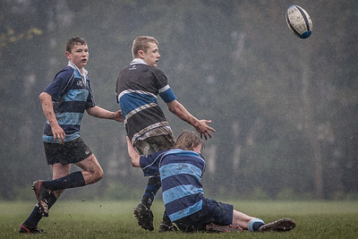Mount Temple vs Newpark Comprehensive Cup 2013/14 - Second Years