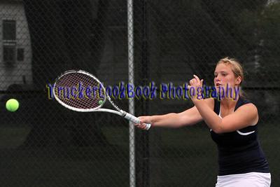 2013 Girls Tennis / Shelby