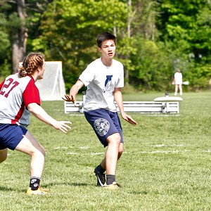 Varsity Ultimate vs. Exeter
