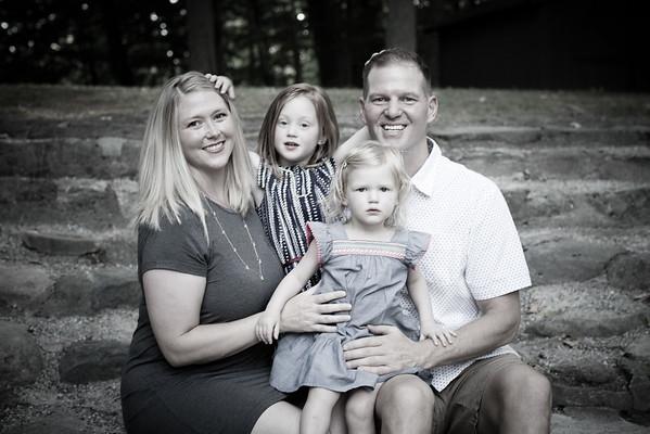 Rhonda & Chris Family