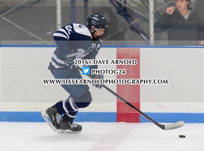 2/24/2016 - Boys Varsity Hockey - Governor's Academy vs Nobles