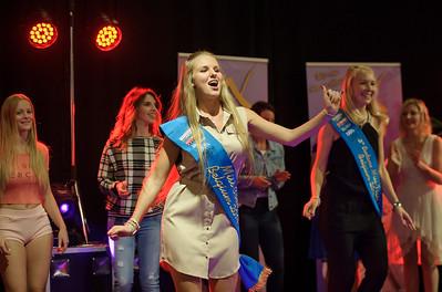 Zomertour Miss Coast Belgium Jaarbeurs Gent 2015