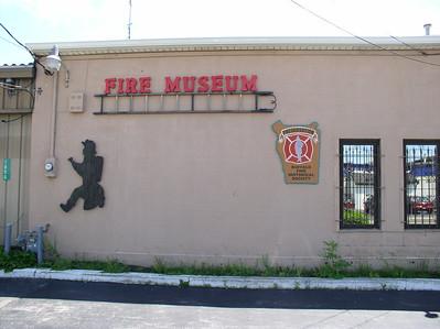 Buffalo Fire Historical Museum - 1860 William St. Buffalo NY - May 2004