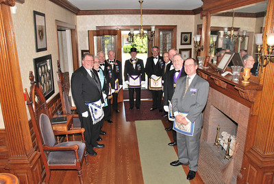 Master Elect Don Hohler's Installation June 19 2010