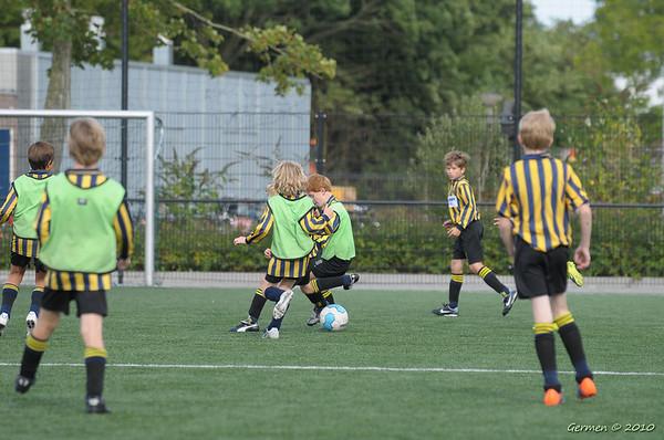 Beker: Frisia E5 - Frisia E6 (7-0)