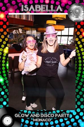 Isabella - Glow & Disco Party