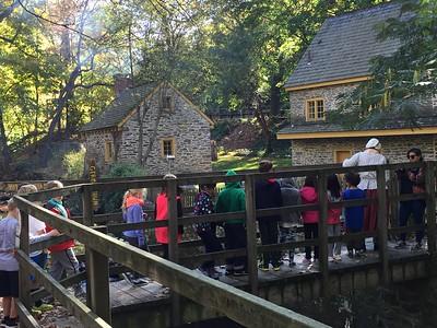 2015 Historic RittenhouseTown Field Trip