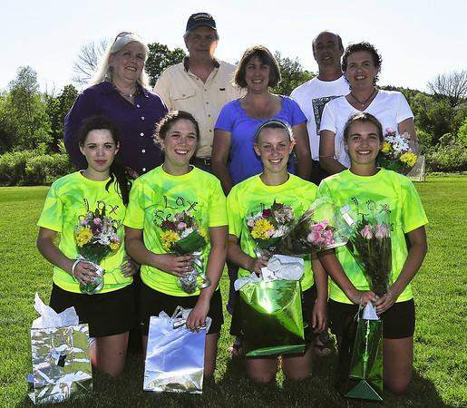 Girls Lacrosse Senior Game