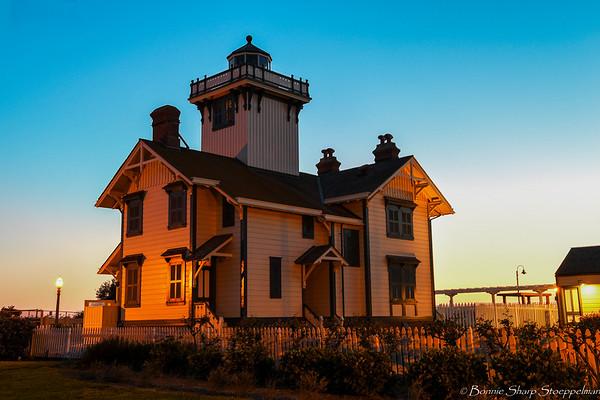 San Pedro Pt. Fermin Lighthouse