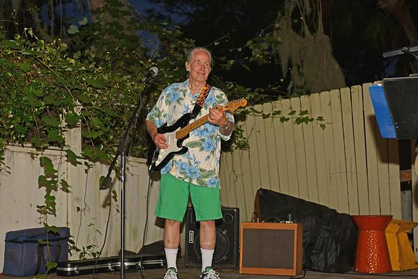 Bob Herrin gets some Air Time at Brogan's North 05-23-15